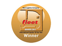 Fleet Award Winners 2017